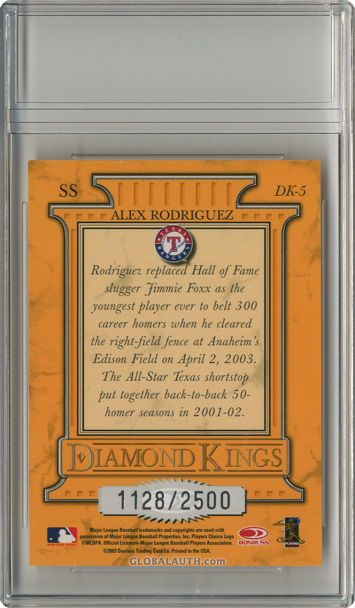 2004-donruss-diamond-kings-inserts-dk-5-alex-rodriguez-back-image.jpg, #1