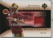 2005-ultimate-collection-rookie-jersey-patch-rjp-as-alex-smith-qb-front-image