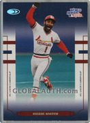 2004-donruss-world-series-blue-holofoil-25-72-ozzie-smith-front-image