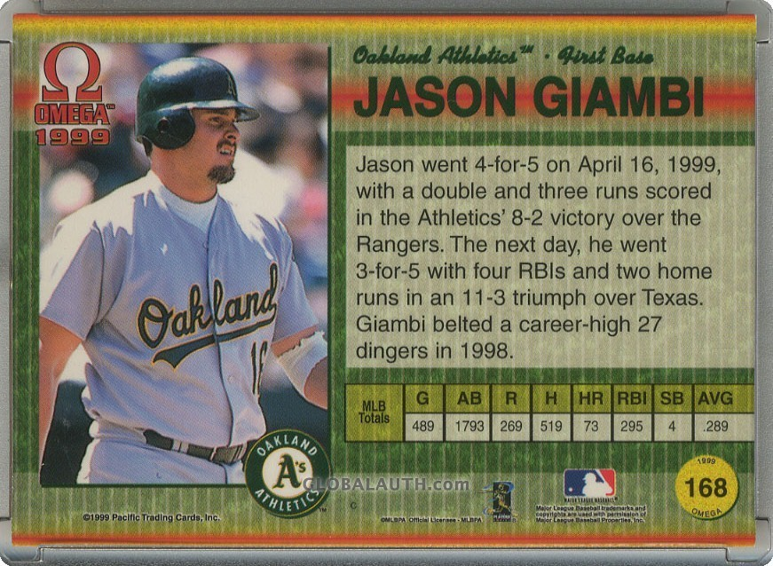 1999-pacific-omega-gold-168-jason-giambi-back-image.jpg, #1