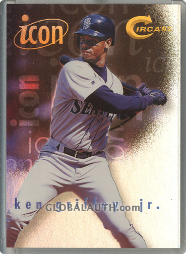 1997 Circa Icons #2: Ken Griffey Jr.