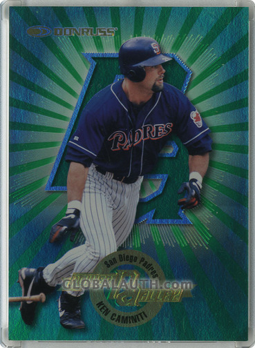 1997 Donruss Power Alley #12: Ken Caminiti