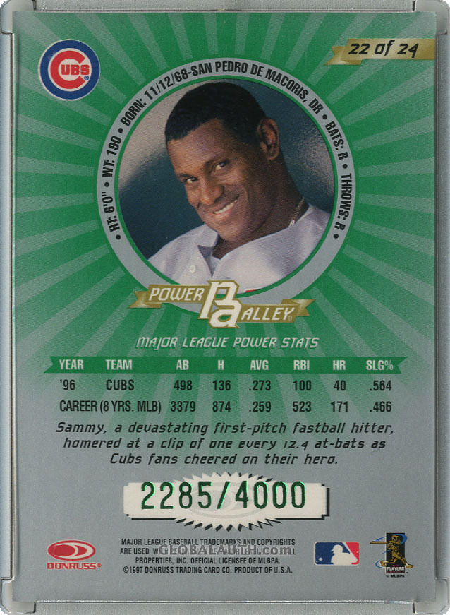 1997-donruss-power-alley-22-sammy-sosa-back-image.jpg, #1