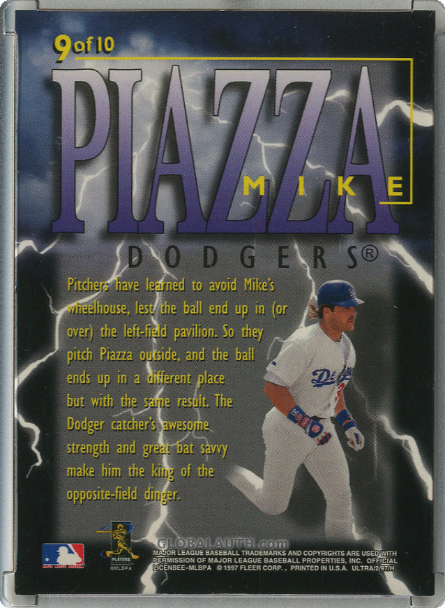 1997-ultra-thunderclap-9-mike-piazza-back-image.jpg, #1