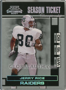 2001-playoff-contenders-championship-ticket-70-jerry-rice-front-image