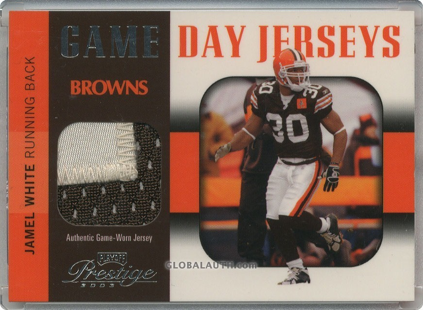 2003-playoff-prestige-game-day-jerseys-gdj-30-jamel-white-front-image.jpg, #0