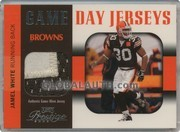 2003-playoff-prestige-game-day-jerseys-gdj-30-jamel-white-front-image